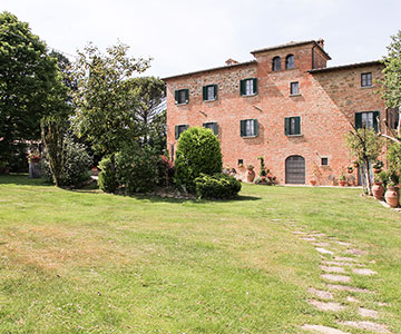 Apartments in Val di Chiana | Villa Scannagallo - Farm holidays in Tuscany